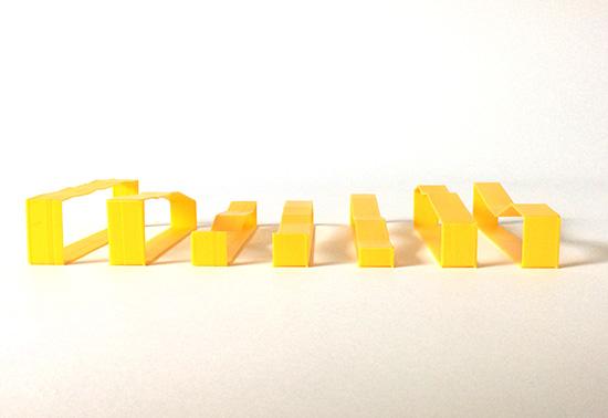 Running Data in 3D Form